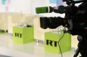 Информационный телеканал RT изображение №1